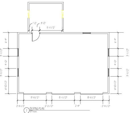 garage measurements detached garage studio conversion gearslutz com