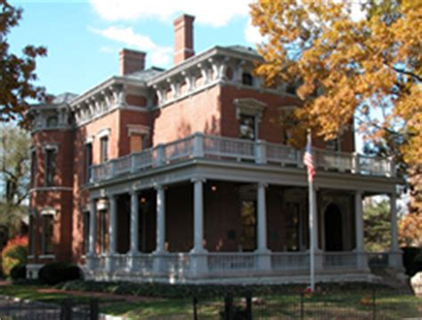 benjamin harrison house indianapolis old northside historic district indianapolis a