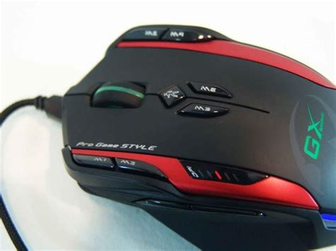 Mouse Gx Gaming Gila gx gaming gila mmo rts professional gaming mouse review