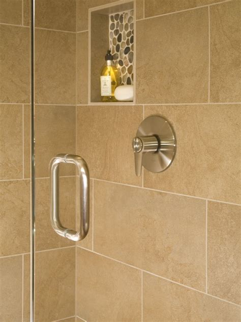 Soap alcove   Bathroom Pental Tile Design, Pictures