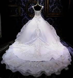 huge ball gown wedding dresses naf dresses
