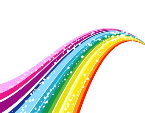 Wall Sticker Material wandtattoo no 620 rainbow regenbogen