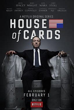 House Of Cards Televisiosarja Wikipedia
