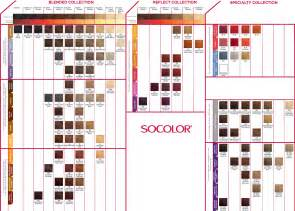 matrix so color chart matrix socolor 6br grip dye