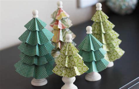 video cara membuat pohon natal dari kertas 10 gambar pohon natal dari kertas dan kardus yang bisa