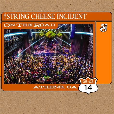 String Cheese Incident - livecheese the string cheese incident may 3