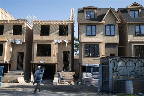 canadian housing market hot canadian housing market to slow next year cmhc says