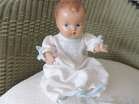 composition baby doll composition baby doll from handtoheartantiques on ruby