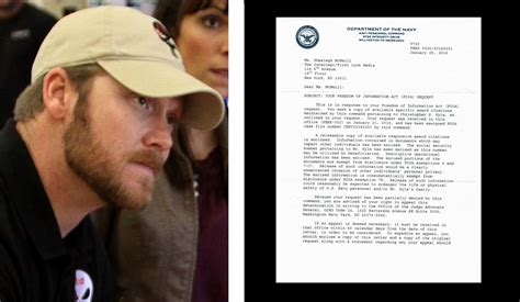 navy documents show american sniper chris kyle