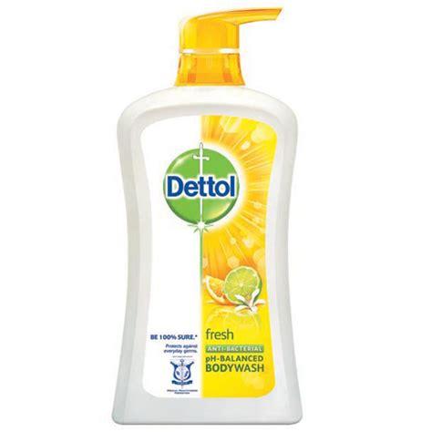 Detol Fresh dettol anti bacterial fresh shower gel 950ml