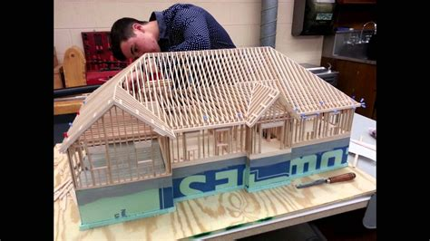 building the 1 24 scale architectural model