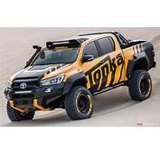 Toyota Unveils Life Size Tonka Truck  AutoConceptioncom