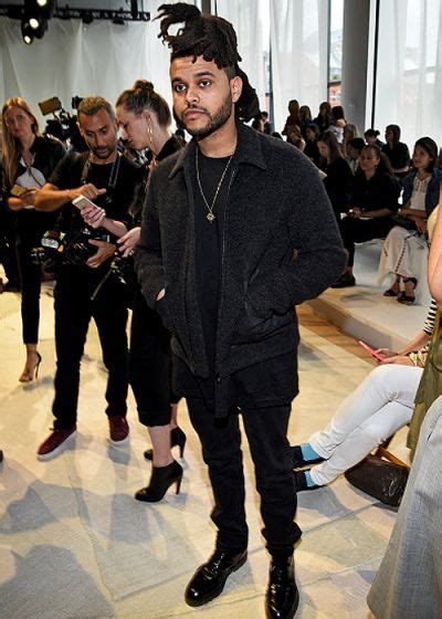 haircuts by abel houston 270 best images about the weeknd on pinterest kiss land