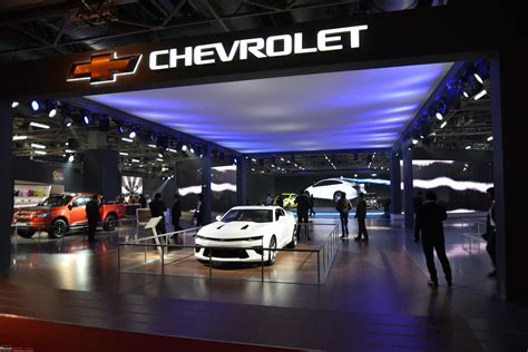 Auto Expo by Chevrolet Auto Expo 2016 Team Bhp