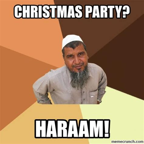 Christmas Party Meme - christmas party