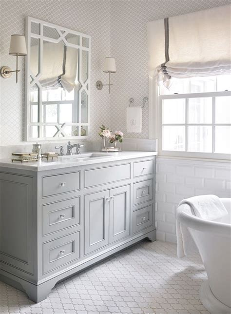Grey Bathroom Cabinets by 25 Best Ideas About Gray Vanity On Grey