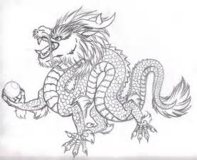 chinese oriental dragon by nera aljon on deviantart