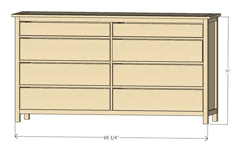 Free Dresser Plans by Wood Dresser Plans Free Pdf Woodworking