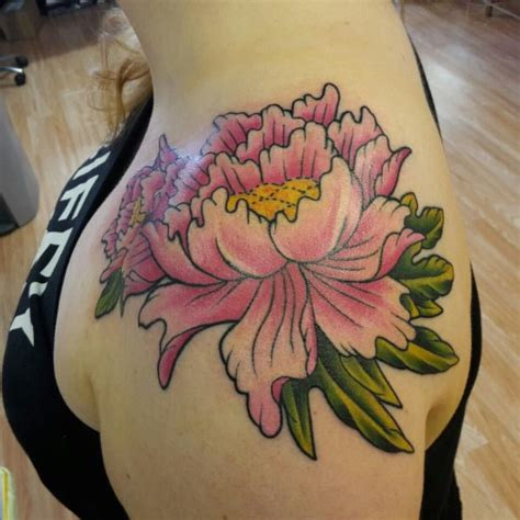 asian flower tattoo designs japanese flowers names and their meanings
