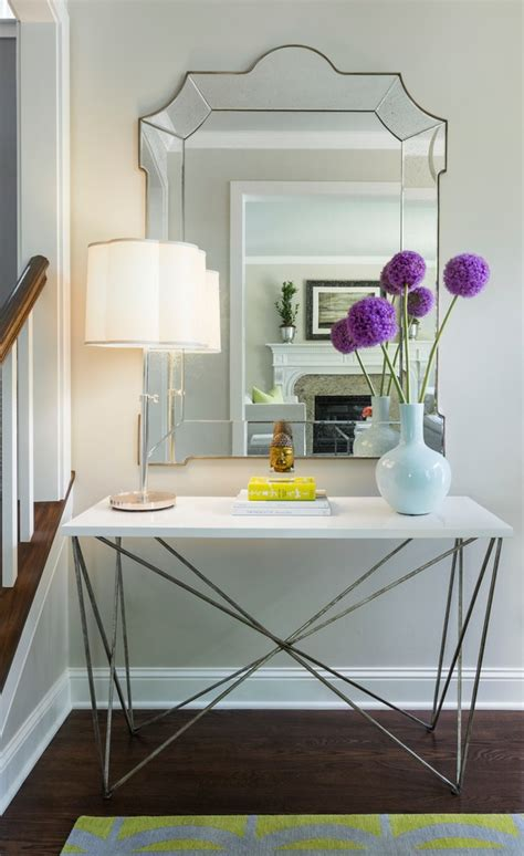 Modern Entryway Table An Awesome Modern Entryway Table List To Get A Look At Decohoms