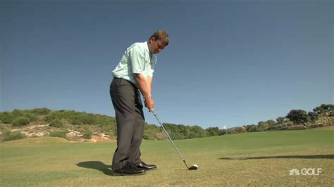 andrew loupe golf swing improve golf distance tips drills golf channel
