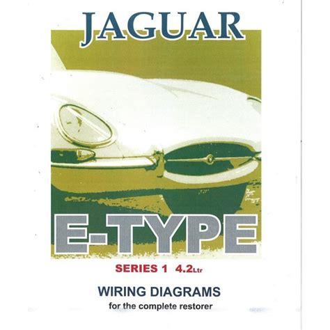 jaguar e type series 2 wiring diagram wiring diagram