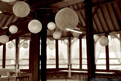 paper lanterns in room paper lanterns and lights at lillibrooke manor