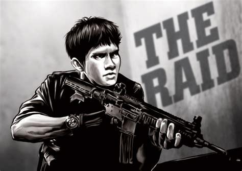 gambar film iko uwais the raid movie fan art iko uwais by kevinandy on deviantart