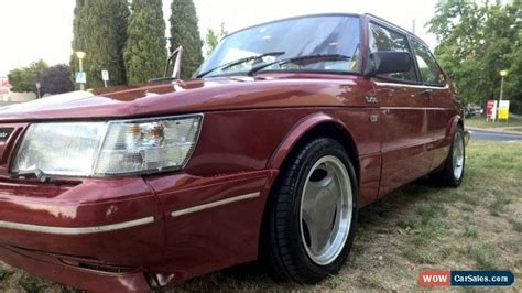saab saab 900 1988 aero turbo 16s for sale in australia