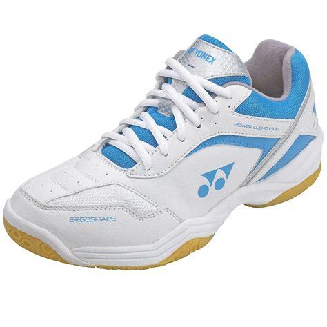 Adidas Sepatu Tennis Badminton Barricade Court White Orange Shoes Ori yonex shoes green yonex shoes