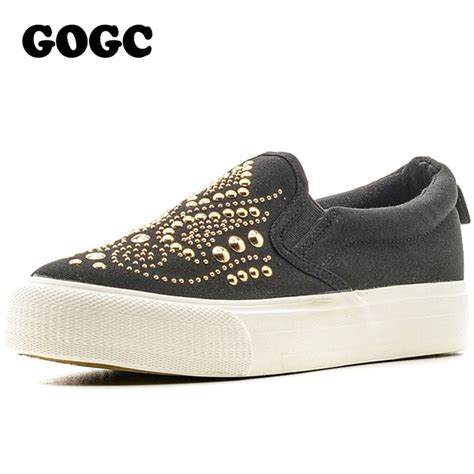 aliexpress buy gogc 2017 studded shoes stud
