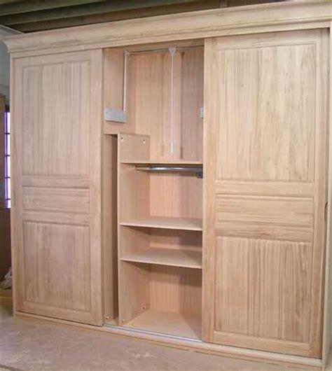 costruire armadio in legno armadi in legno