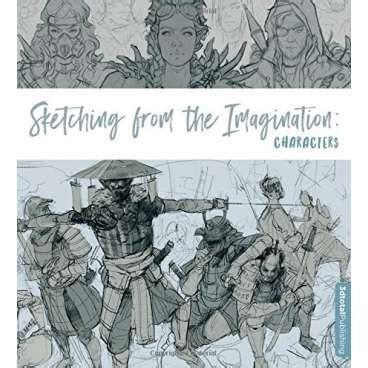 libro sketching from the imagination sketching from the imagination sci fi