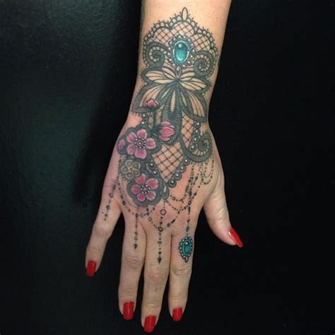 hand tattoos for girls top 100 best designs for and