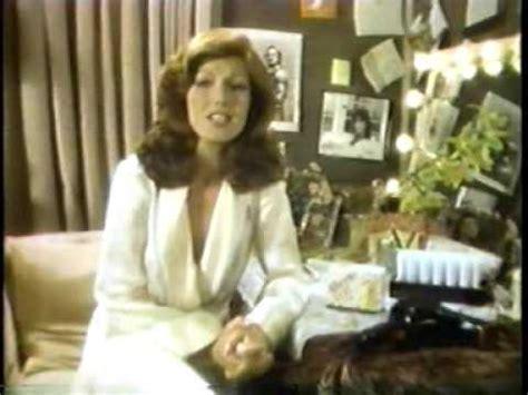 alberto vo5 hair spray with rula lenska commercial 1979 rula lenska for alberto vo5 1979 tv ad youtube