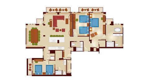 bay lake tower deluxe studio floor plan 100 bay lake tower deluxe studio floor plan review