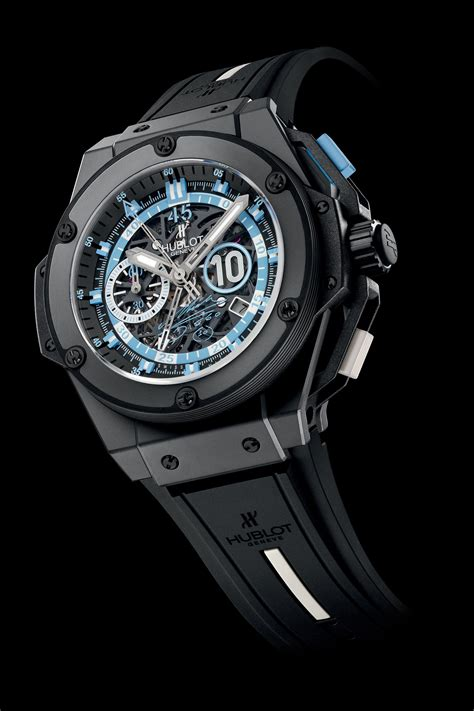 limited edition hublot king power diego maradona