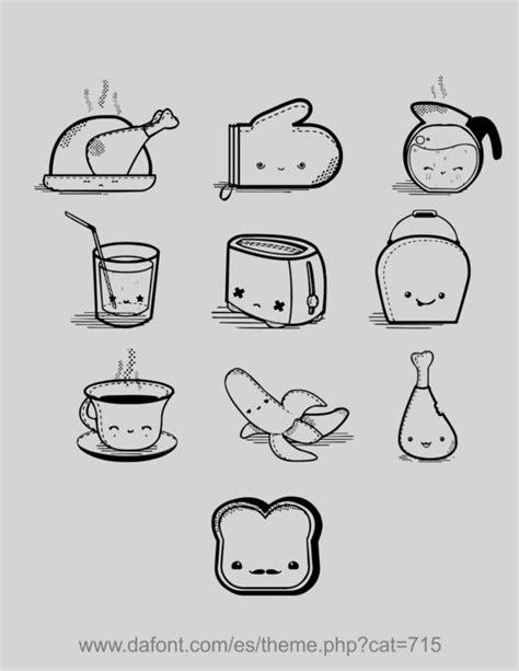 dibujos de comida chatarra para colorear imagui dibujos colorear comida chatarra divertidas imagen