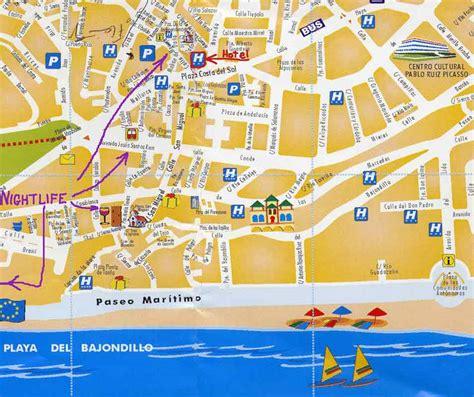 Molinos Hotel Granada Spain Europe torremolinos location on the spain map