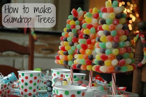 holiday living christmas gumdrop tree kiddie breakfast gumdrop trees hoosier