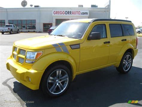 jeep nitro for sale 2011 dodge nitro detonator in detonator yellow photo 3