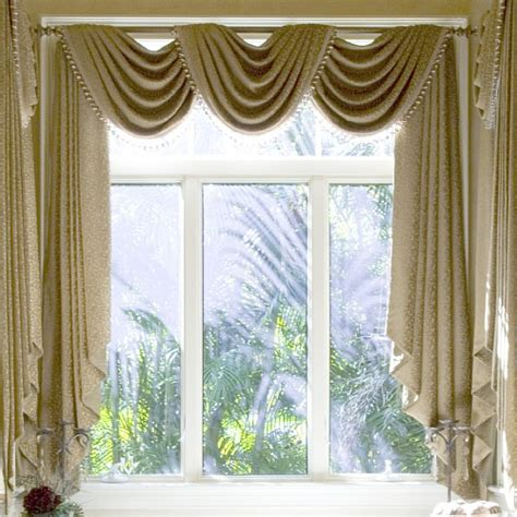 Curtain Window Decorating Curtains And Draperies In Home Interior Design House Interior Decoration