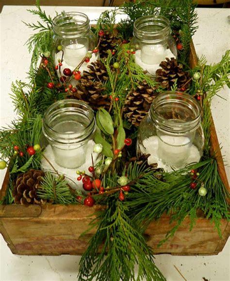 Garten Weihnachtlich Dekorieren by 1001 Ideen F 252 R Weckgl 228 Ser Dekorieren Zum Nachmachen