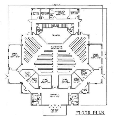 church building floor plans 53 best church design floor plan images on pinterest
