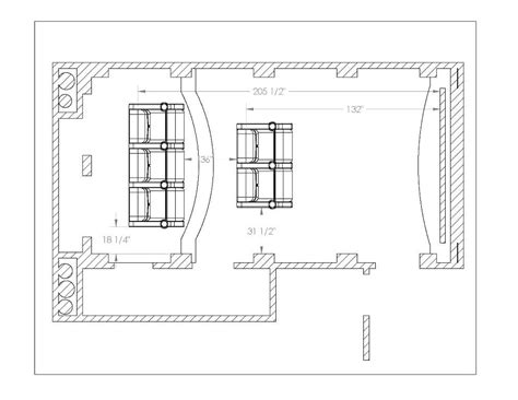 Download Home Theatre Design Layout Homecrack Com Home Theater Design Layout
