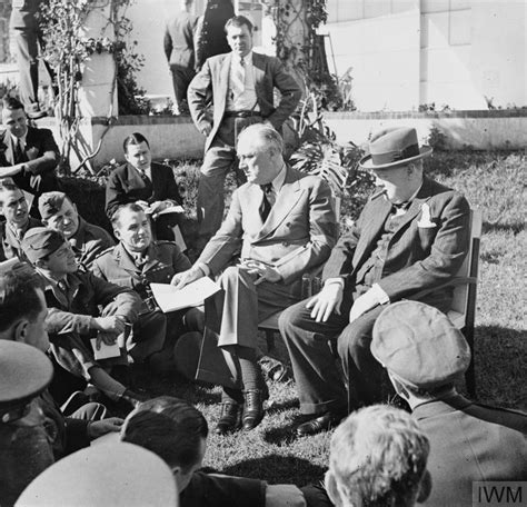 casablanca conference the casablanca conference january 1943 na 474