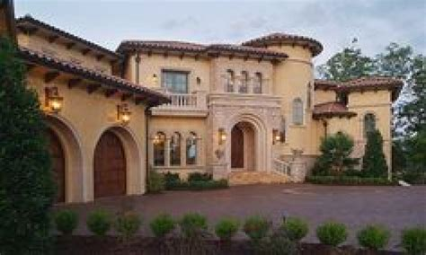 Mediterranean Luxury Homes | home luxury mediterranean house plans designs interiors of
