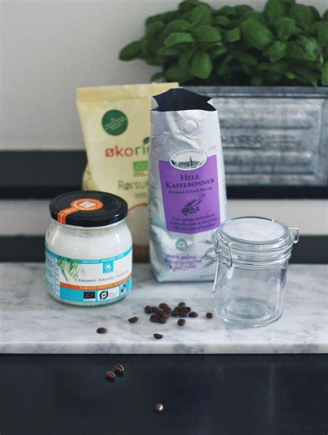 Coffee Addict Scrub diy coffee scrub dueholm