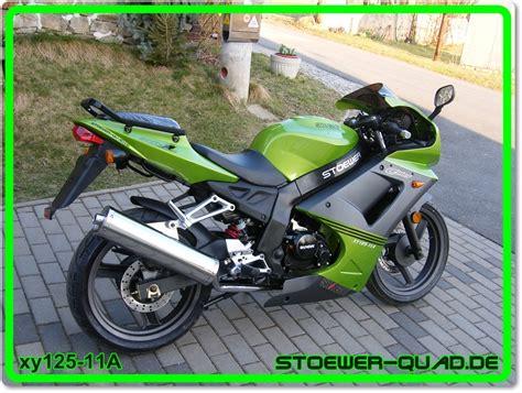 Motorrad 125 Supersportler by Motorrad Shineray 125 Xy125 11a Supersport Mit Extras Ebay