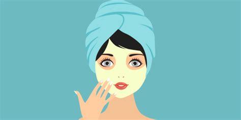 Ilustrasi Wajah 10 cara alami untuk melembapkan kulit dari luar dan dalam
